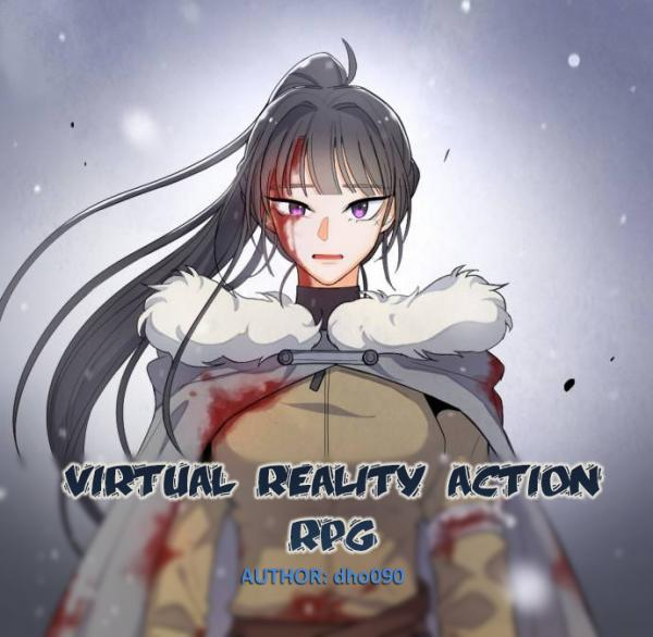 Virtual Reality Action RPG Manga